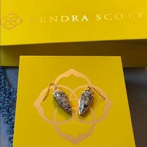 Kendra Scott Arrowhead Earrings (Fall Collection)
